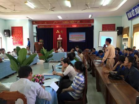 Diễn đàn đối thoại giữa lãnh đạo Đảng, Chính quyền với thanh niên thành phố Tam Kỳ