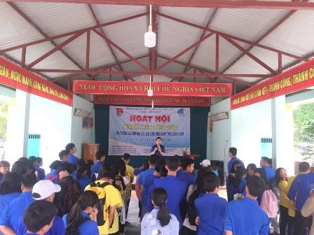 Tam Kỳ: Sôi nổi Ngày hội Thanh niên tôn giáo năm 2019