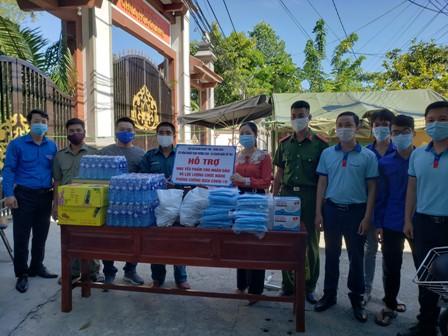 Tam Kỳ: tiếp tục triển khai chương trình áo xanh hành động